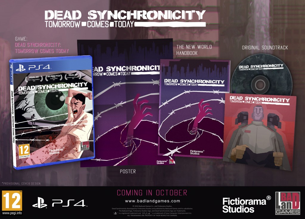 DEADSYNCHRONICITY PS4